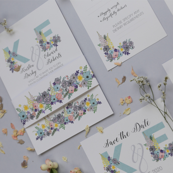The Amelia collection