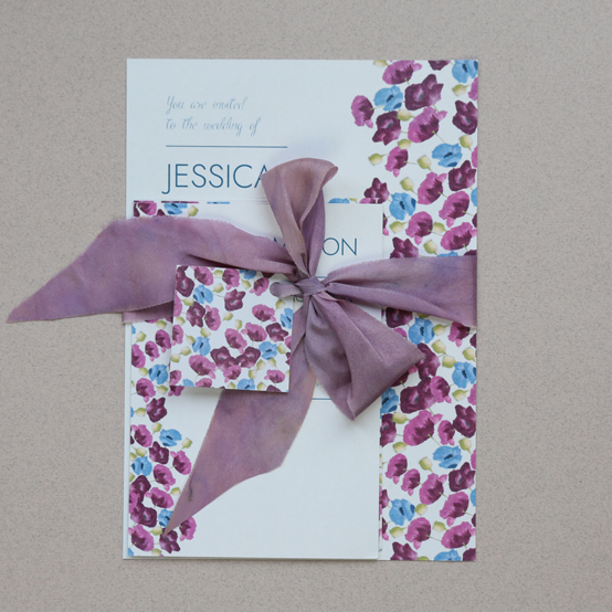 Invitation from the Arabella collection