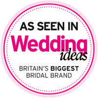 Contact us page As featured in Wedding Ideas icon